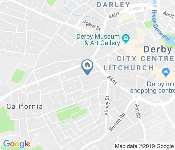 2 Bed Terraced House, Derby, DE22