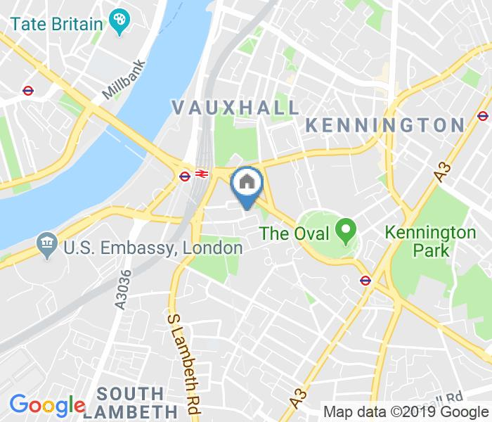 2 Bed Flat, First Floor, SW8