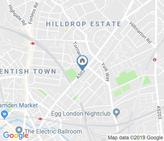3 Bed Flat, Northpoint Square, NW1