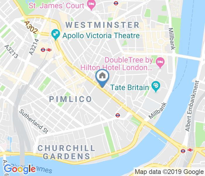 1 Bed Penthouse, Vauxhall Bridge Road, SW1V