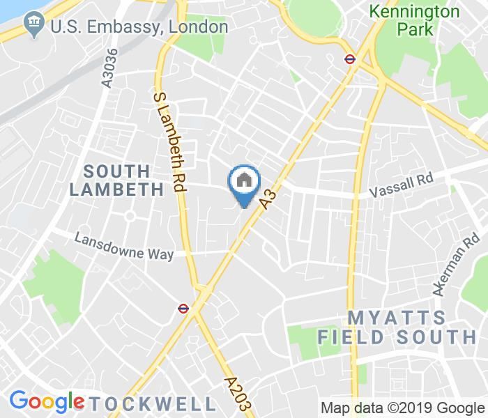 1 Bed Flat, Stockwell, SW8