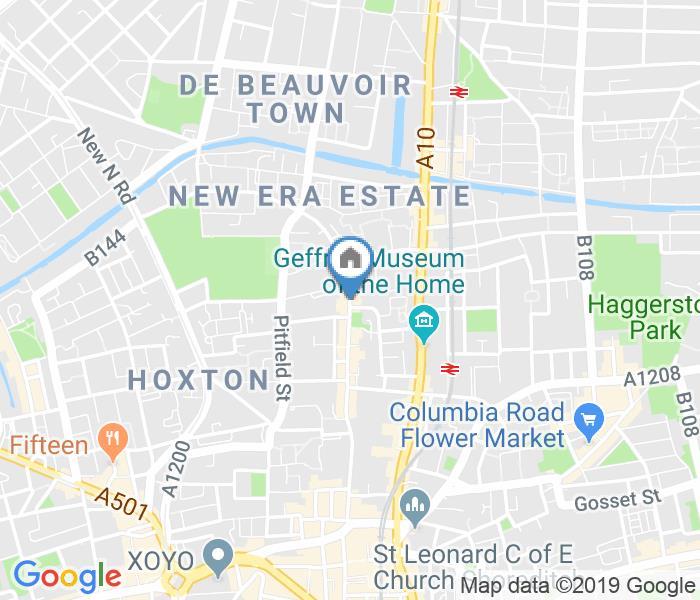 2 Bed Flat, Hoxton St, N1
