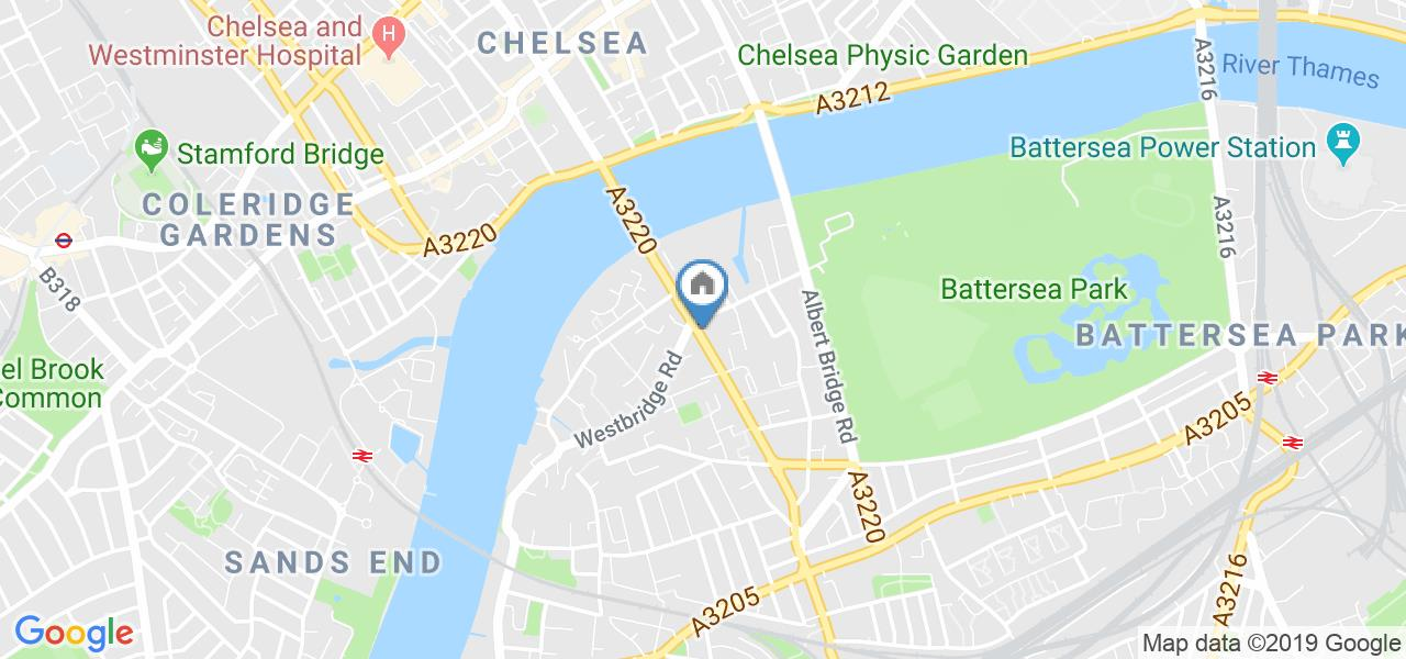 2 Bed Flat, Battersea Bridge Road, SW11