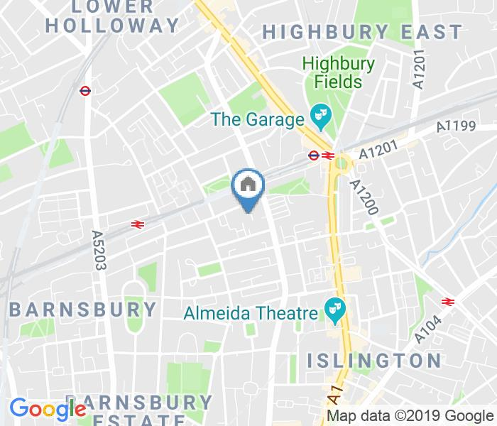 1 Bed Flat, Offord Road, N1
