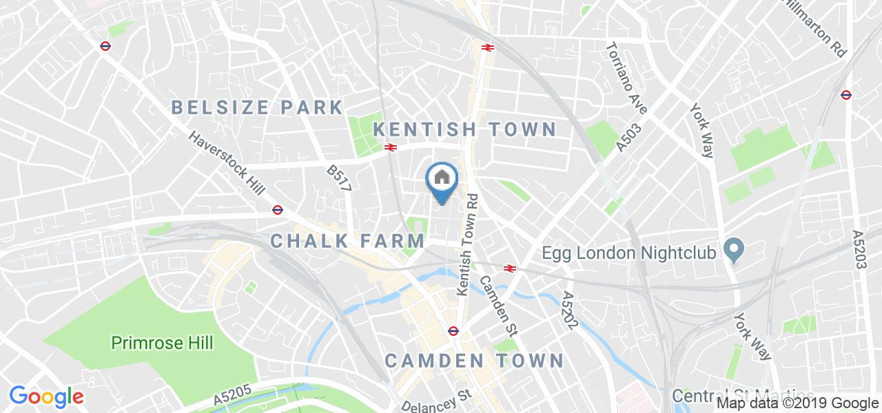 2 Bed Flat, Candida Court, NW1