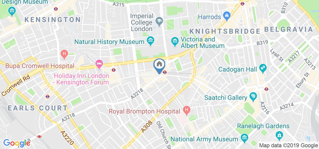 2 Bed Flat, Old Brompton Road, SW7