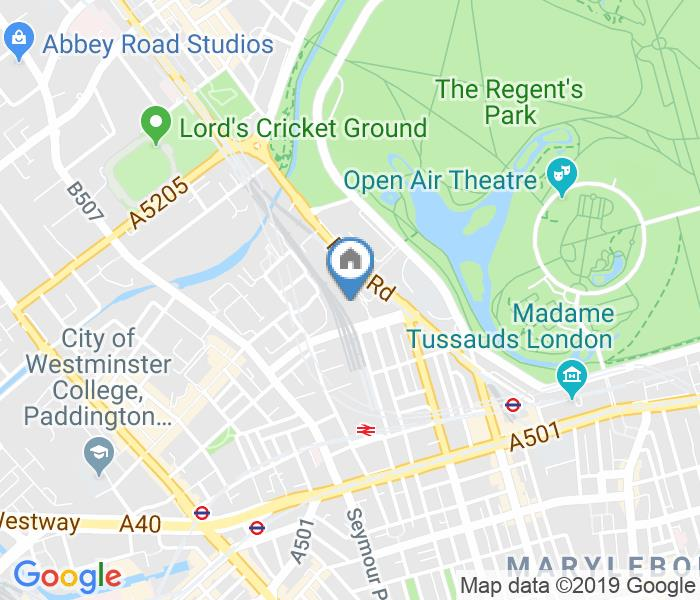 2 Bed Flat, Palgrave Gardens, NW1