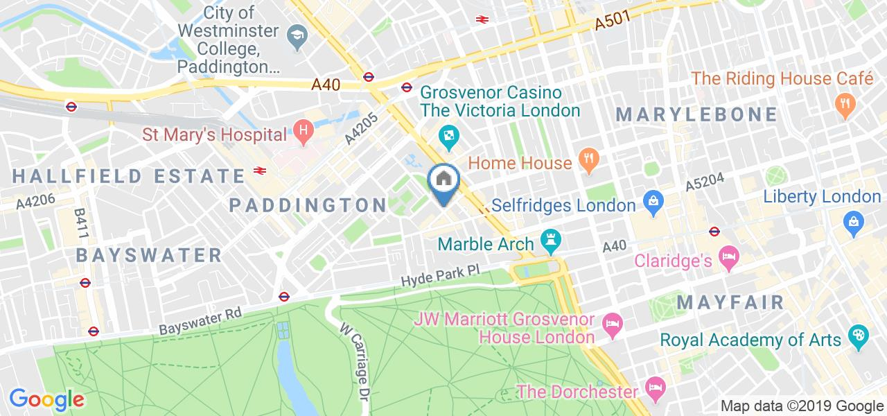 2 Bed Flat, Porchester Place, W2