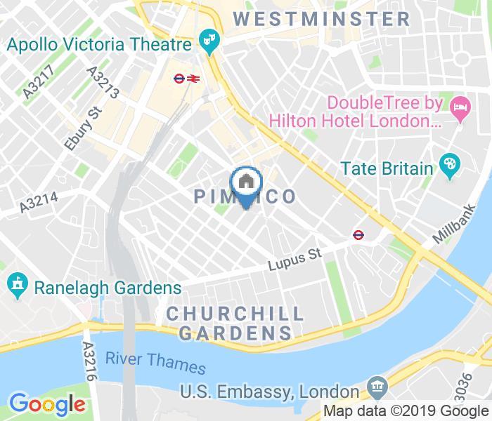 1 Bed Flat, Pimlico, SW1V