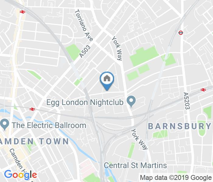 3 Bed Maisonette, Agar Grove, NW1