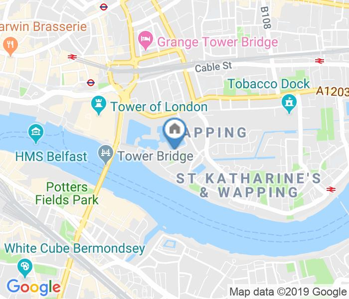 2 Bed House Boat, Mews Street, E1W
