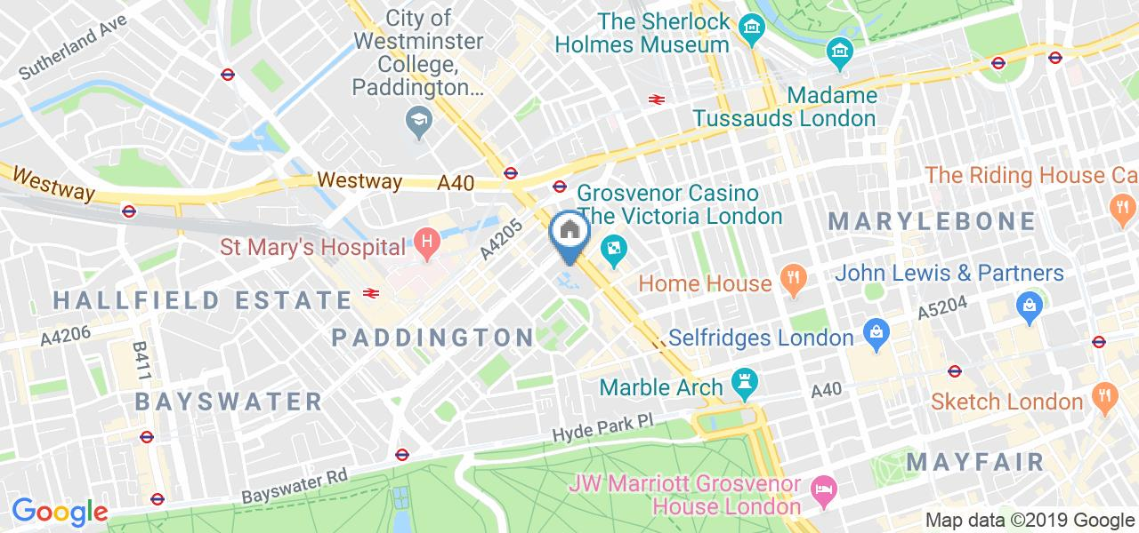 2 Bed Flat, The Water Gardens, W2