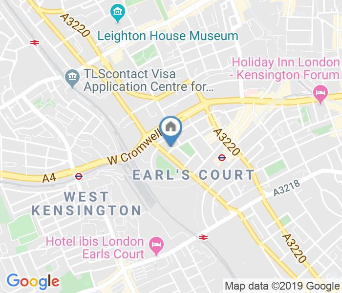 2 Bed Flat, Nevern Square, SW5