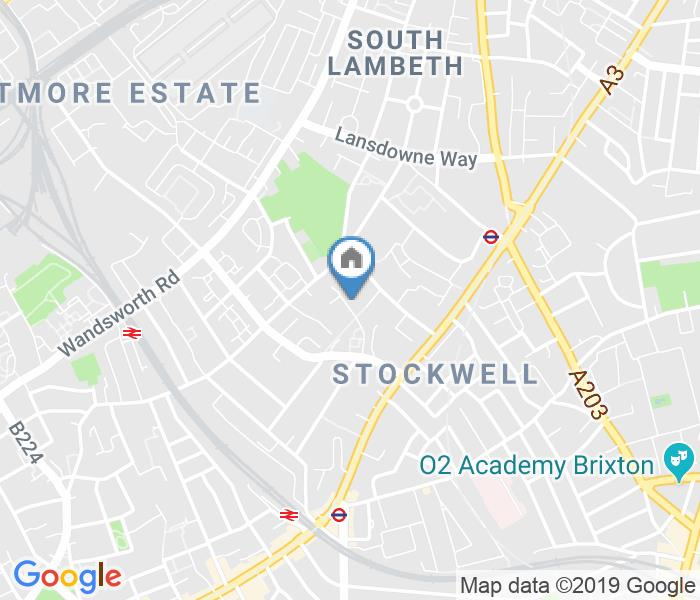 2 Bed Terraced House, Gaskell Street, SW4