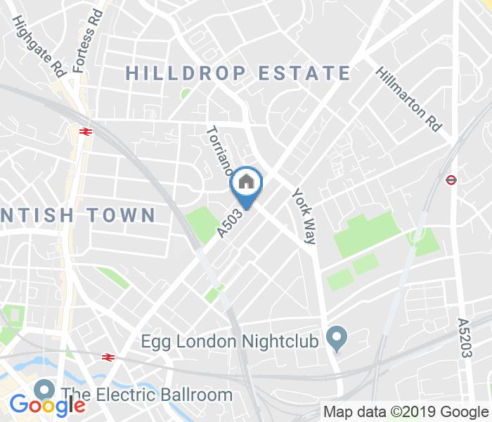 3 Bed Flat, Camden Road, NW1