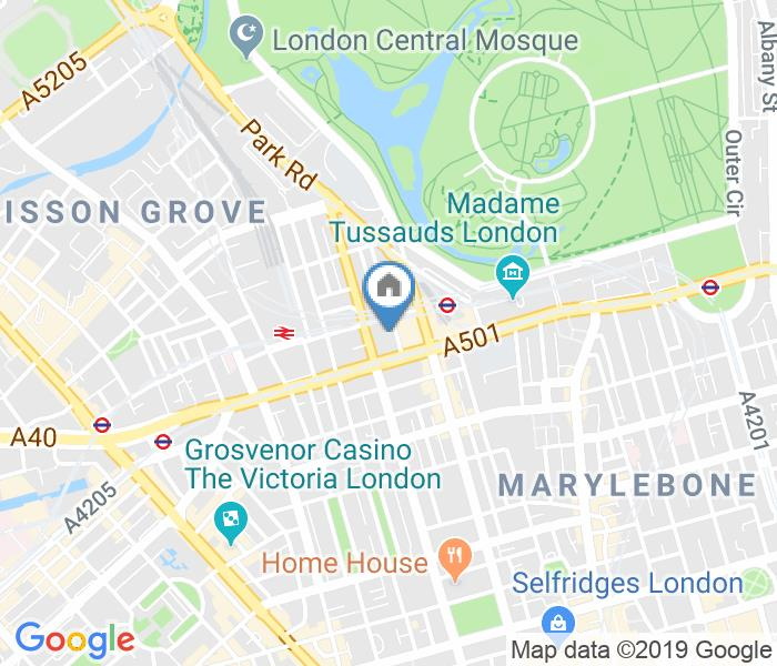 3 Bed Flat, Dorset House, NW1