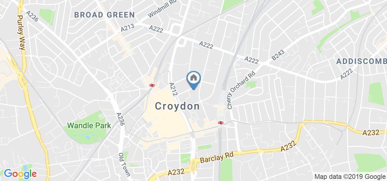 1 Bed Flat, Sydenham Road, CR0