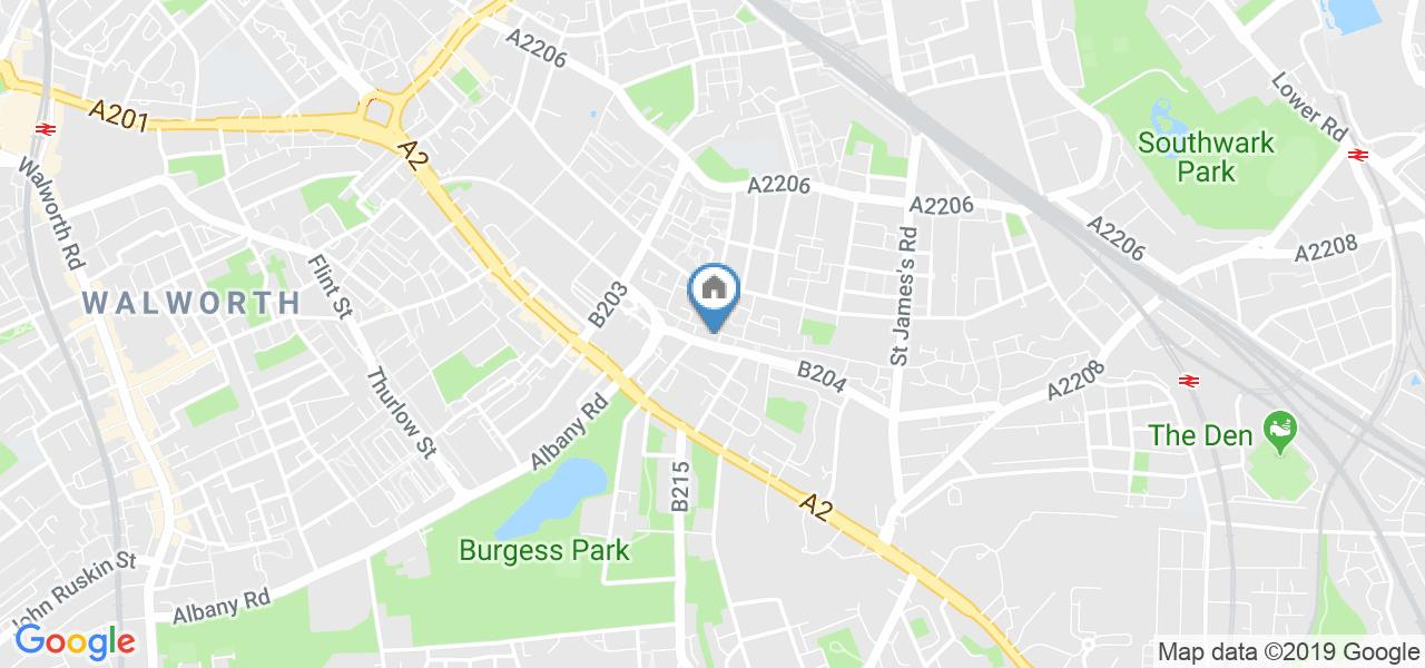 1 Bed End Terrace, Oxley Close, SE1