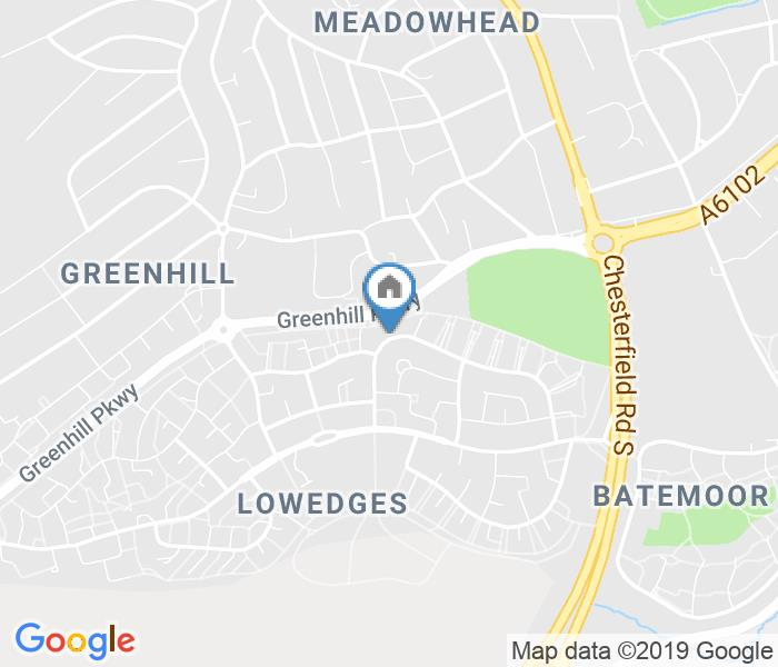 2 Bed Flat, Lupton Road, S8