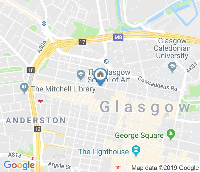1 Bed Flat, Glasgow, G3