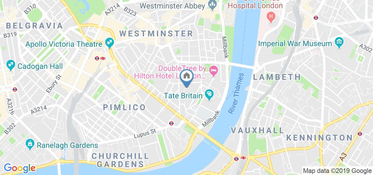 Room in a Shared Flat, Montaigne Close, SW1P