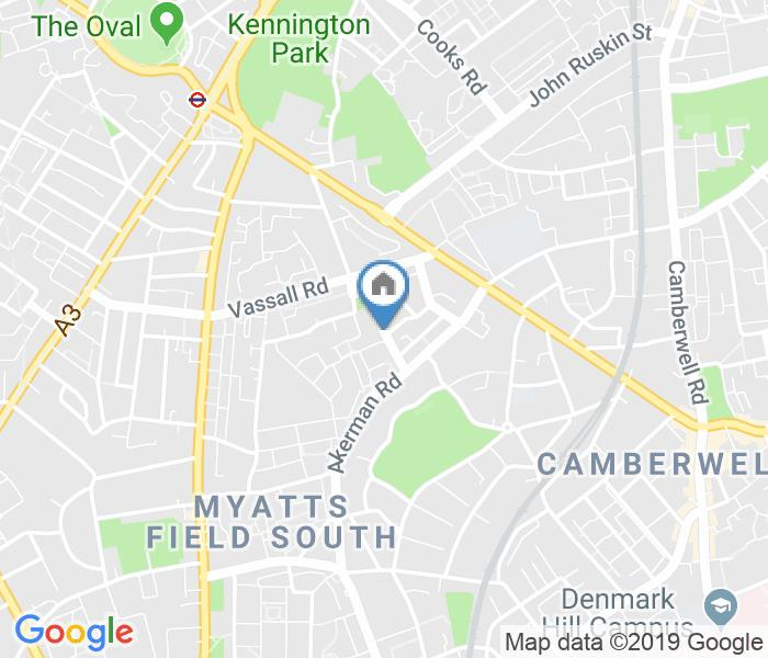 2 Bed Flat, Patmos Road, SW9
