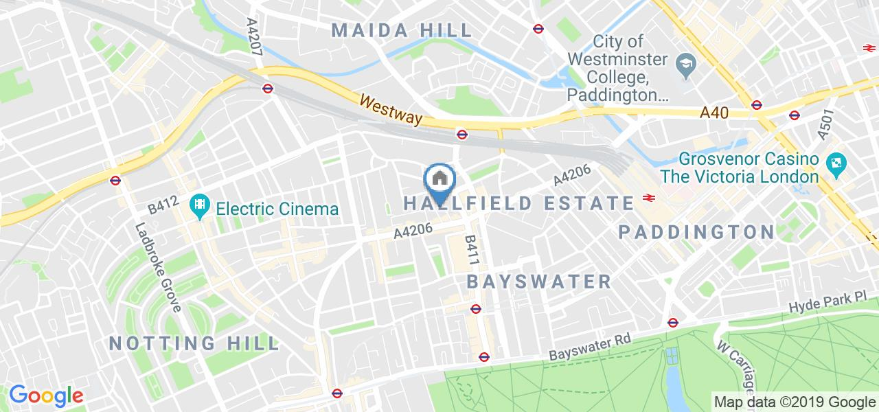 Room in a Shared Flat, Hatherley Grove, W2