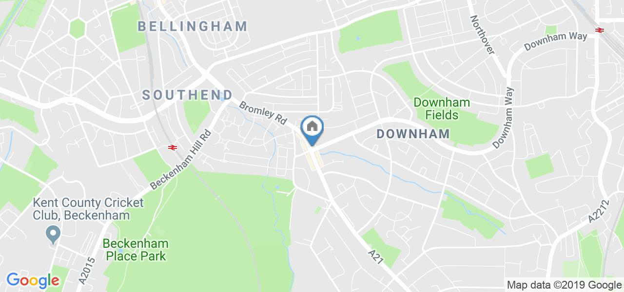 2 Bed Flat, Bromley Road, BR1