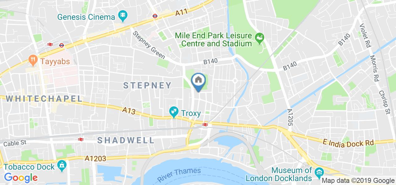 3 Bed Terraced House, White Horse Road, E1