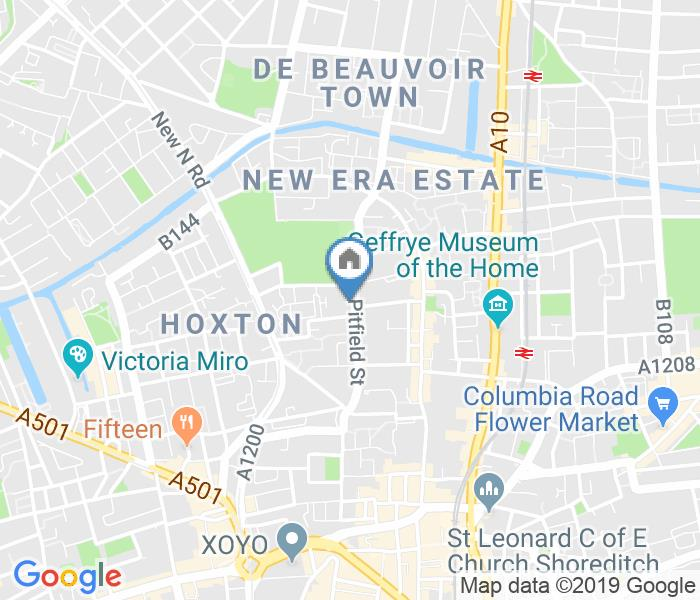 1 Bed Flat, Buckland Court, N1