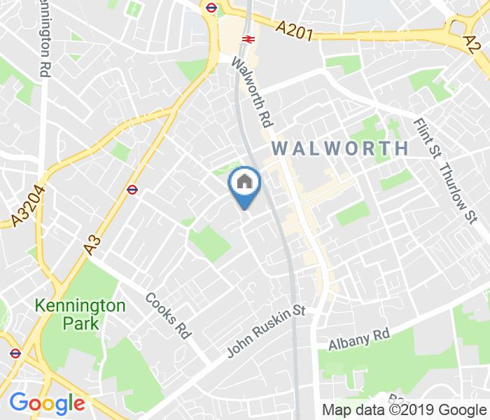 1 Bed Flat, Pasley Close, SE17
