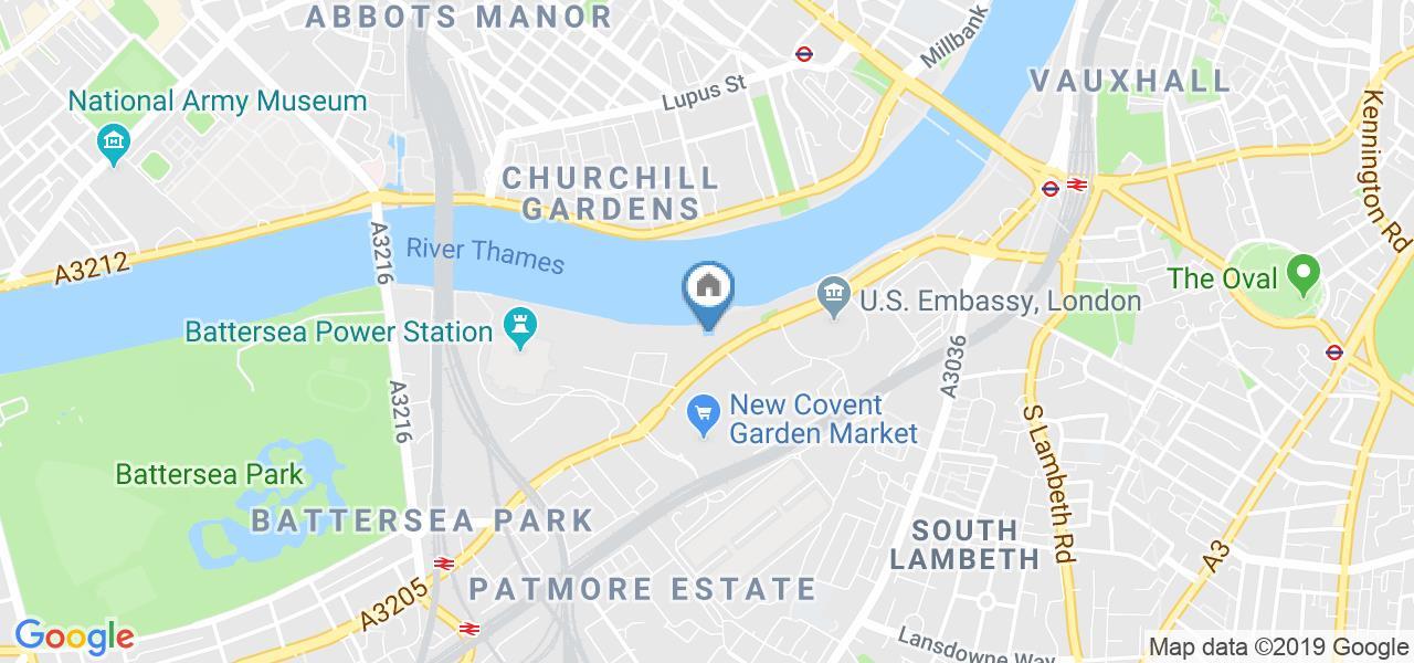 8 Bed House Boat, Tideway Dock, SW11