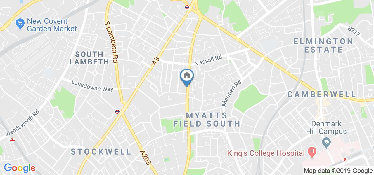 2 Bed Flat, Brixton Road, SW9