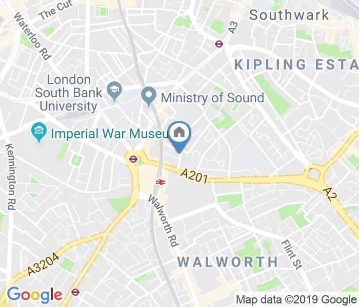 Room in a Shared Flat, Meadow Row, SE1