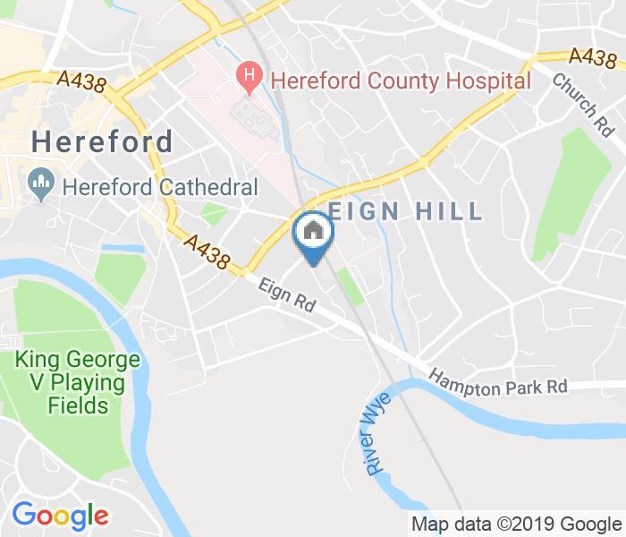 6 Bed Terraced House, Portfield Street, HR1