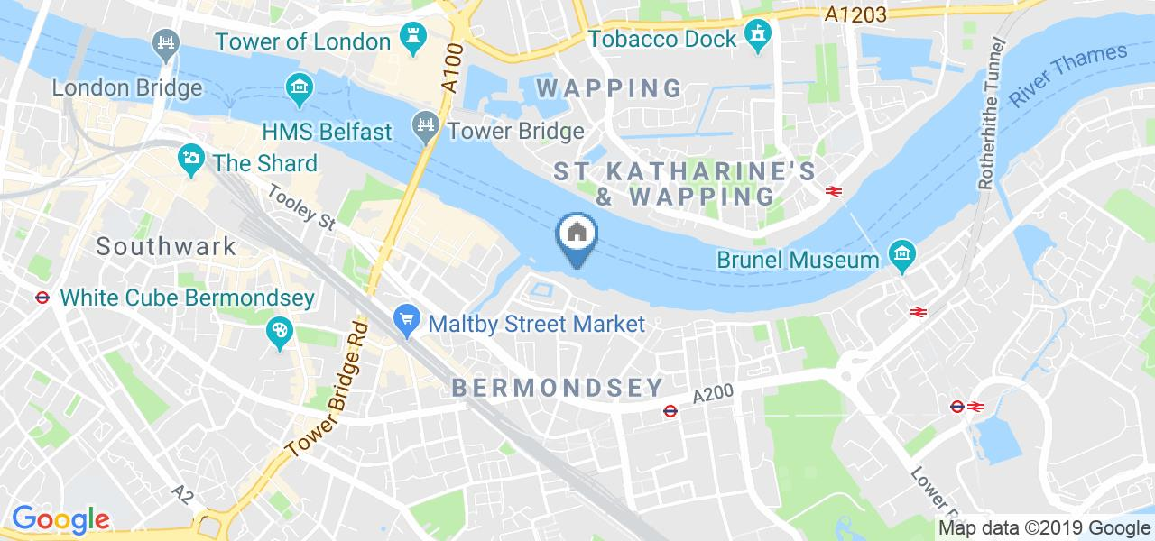 1 Bed House Boat, Mill Street, SE1