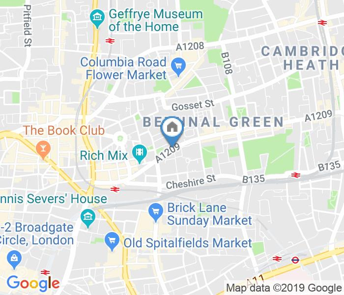 2 Bed Flat, Bethnal Green Road, E2