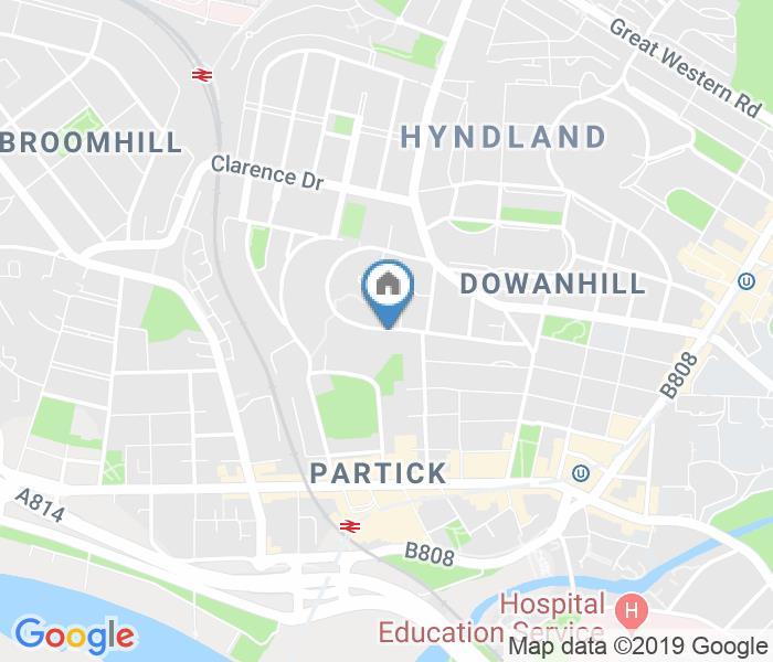 1 Bed Flat, Partickhill Road, G11