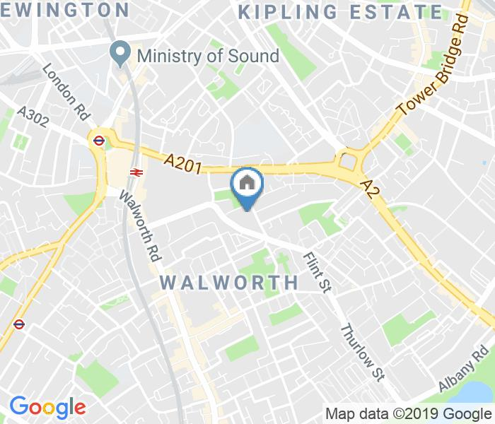 1 Bed Flat, Capell Apartments, SE17