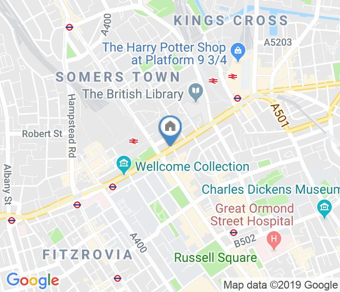 2 Bed Flat, Wellesley House, NW1