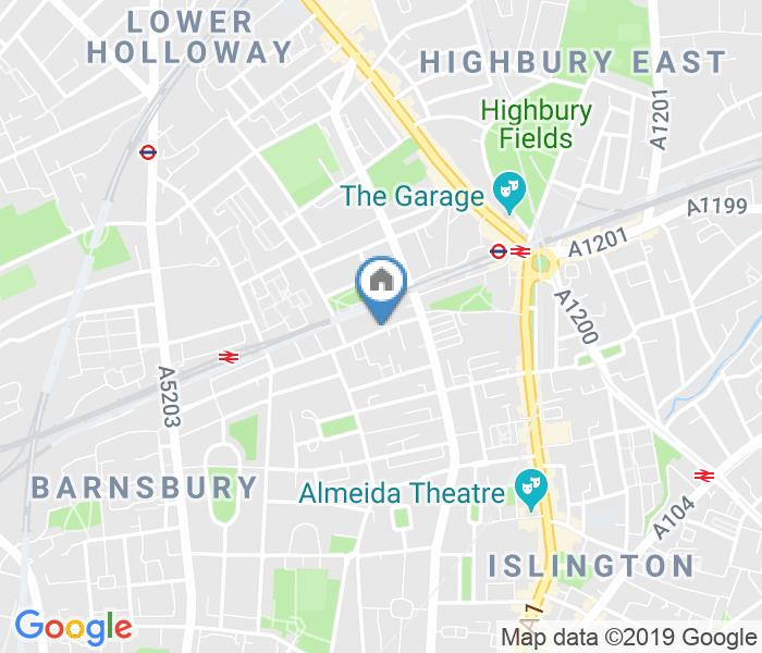 2 Bed Flat, Offord Road, N1
