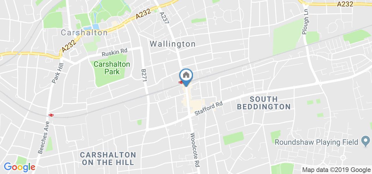 1 Bed Flat, Wallington, SM6