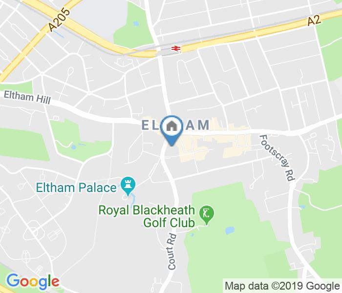 1 Bed Flat, Grove Place, SE9