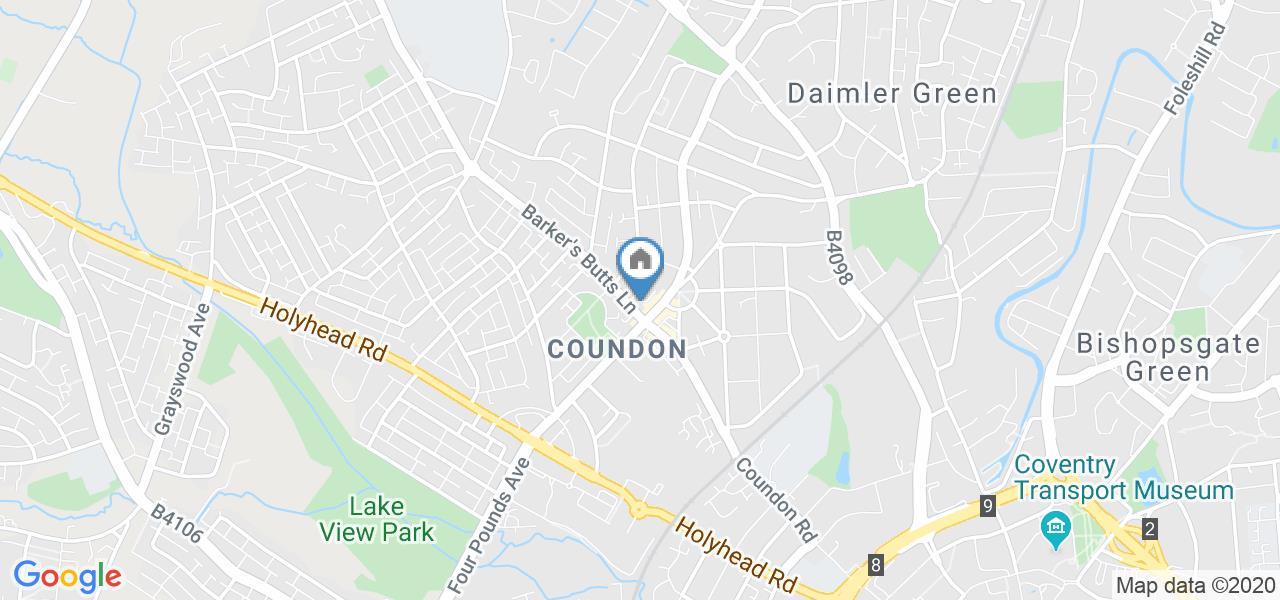 2 Bed Flat, Loudon Avenue, CV6