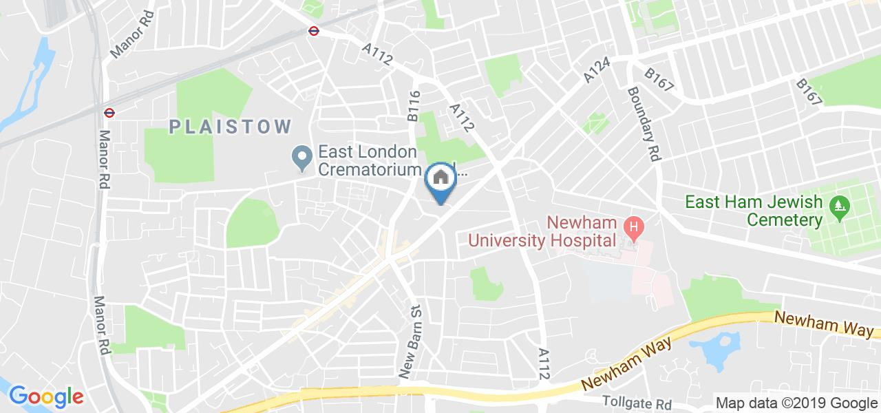 Room in a Shared Flat, Newman Road, E13