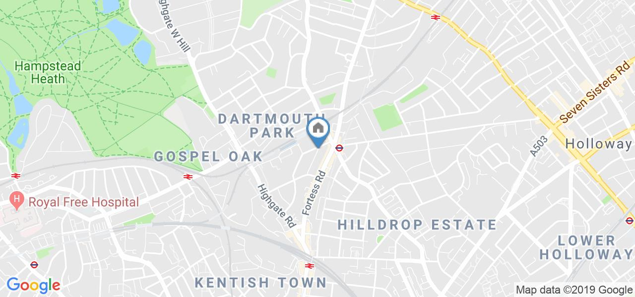 2 Bed Flat, Camden, NW5
