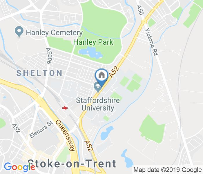 Room in a Shared House, Leek Road, ST4