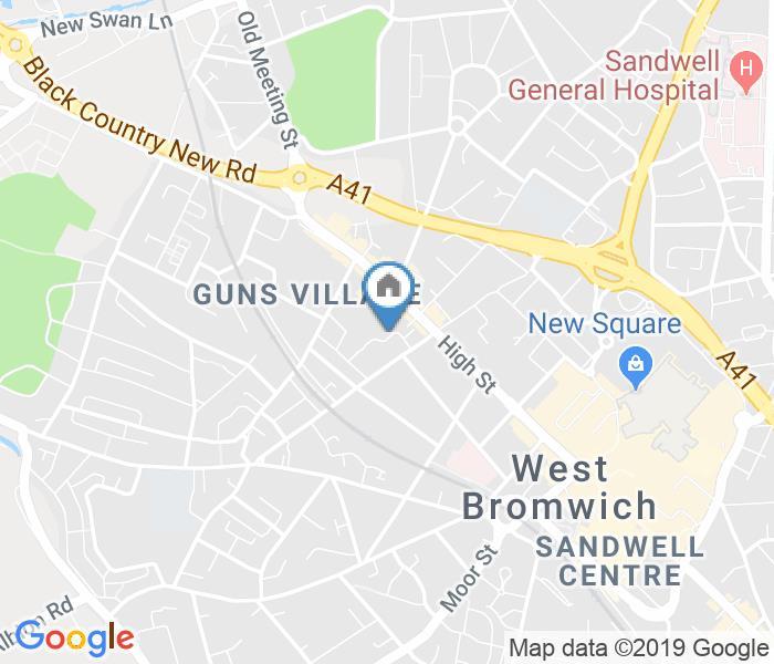 2 Bed Penthouse, Birmingham, B70