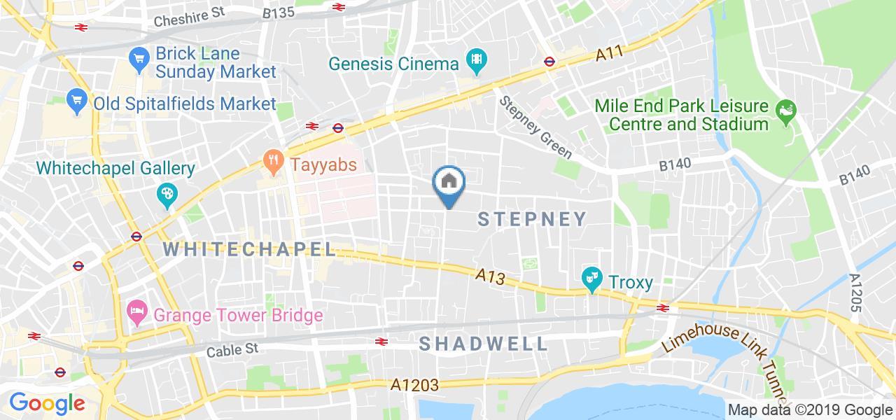 2 Bed Flat, Stepney City Apartments, E1