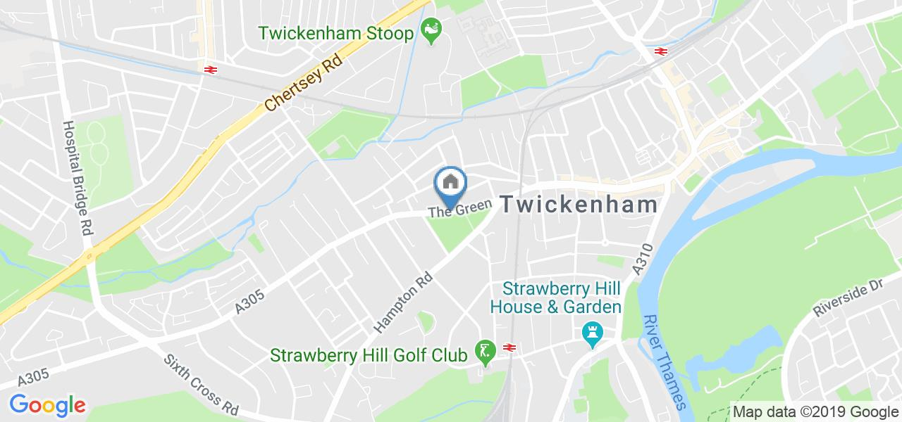 2 Bed Flat, The Green, TW2